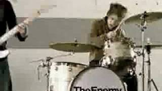 The Enemy - Away From Here (Video)