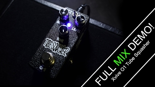 Xvive O1 Tube Squasher | Peavey 5150 II - Mix Test