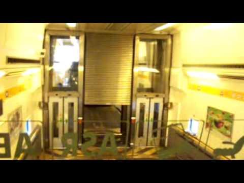 Eurotunel De Inglaterra a Francia en Tren