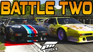 Forza 6 BATTLE #2 - BRANDS HATCH!