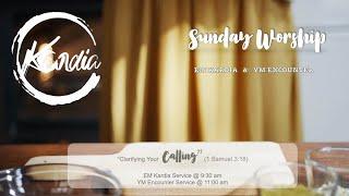 KFPC Kardia & Encounter Sunday Service- May 10, 2020