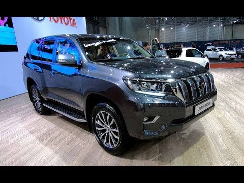 toyota-land-cruiser-president-suv-new-model-walkaround-and-interior-k97