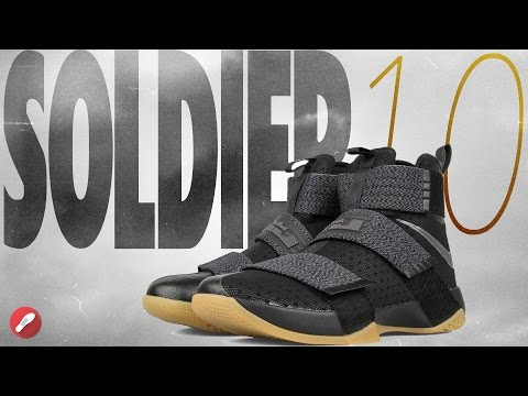 Nike Lebron Soldier 10 Performance Review!