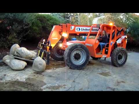 Rockett Lexy Moving Landscape Boulders