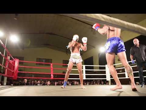 Ultimate Warrior Fighting Championship  / Robinson vs Dove