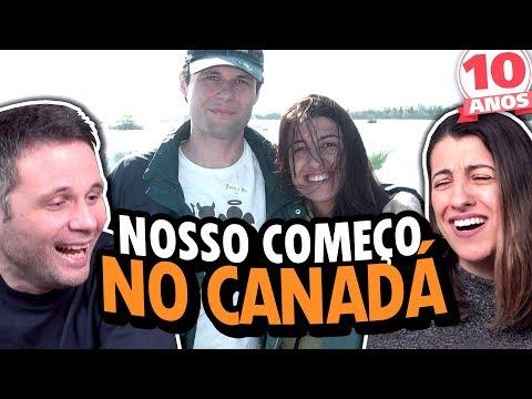 PREÇOS NO CANADÁ HÁ 10 ANOS, FABIANA CHOROU e muito mais! - 10 ANOS DE CANAL REACT #4