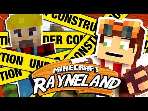UNDER CONSTRUCTION • Rayneland: Simple Life 2 Modded Survival in Minecraft! [#3]