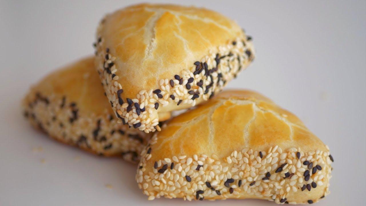 Пирожки турецкие на скорую руку. Много начинки и мало теста