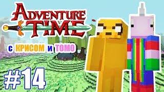 АД  - Майнкрафт Время приключений с Крисом и Томо - #14