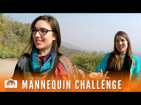PAKISTANI MANNEQUIN CHALLENGE | Daman-e-Koh, Islamabad (Pakistan #2)