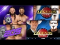 COMO HACER LA REPLICA DE WWE 205 LIVE PREVIEW Y WWE LEGENDS WITH JBL REPLICA PSD Y PARTES BY Jika