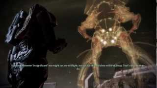 Mass Effect 2 - Arrival DLC Ending (Renegade)