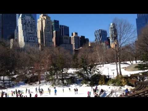Wollman Rink South Central Park, NYC