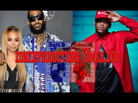 Nipsey Hussle Girlfriend Lauren London WANTS crips to k*ll YG Piru bloods for k1llin nipsey!