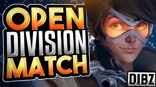 GM Open Division Match - Our CLOSEST Game | TRACER Gameplay - NAILBITER