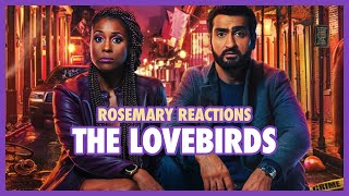 The Lovebirds Trailer REACTION | Rosemary Reactions