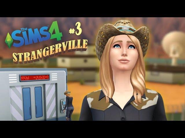 Elszabadult a vírus? | The Sims 4: StrangerVille 3.rész