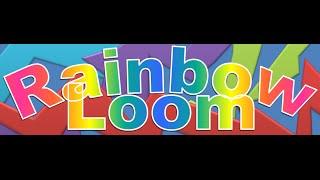 Rainbow Loom Bands. Видеоуроки