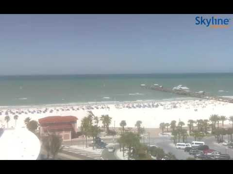 Live Webcam Clearwater Beach Time Lapse