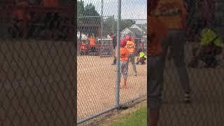Zander baseball highlights(2)