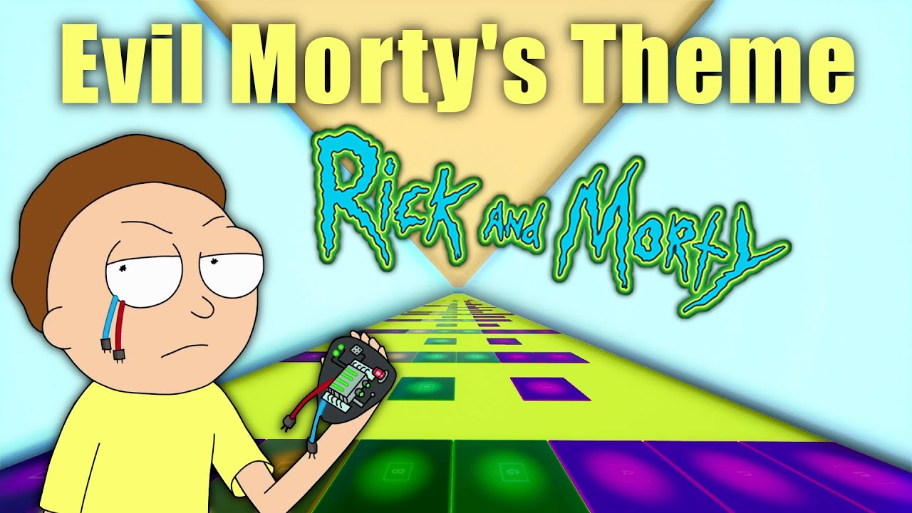 Download Rick and Morty - Evil Morty's Theme (Fortnite Music Blocks) - With Code