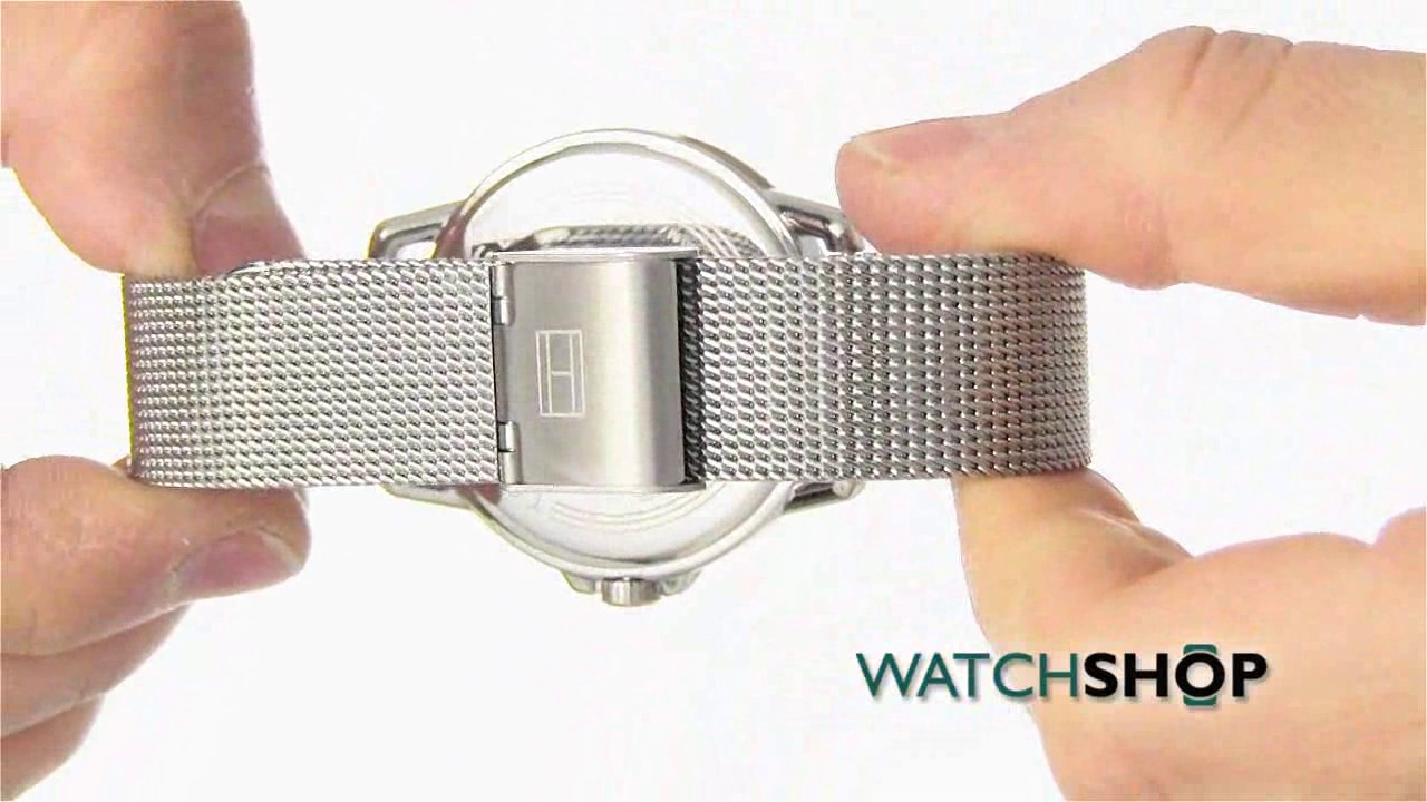 Tommy Hilfiger Ladies  CASEY Watch (1781658) - YouTube dc4602b6ee8