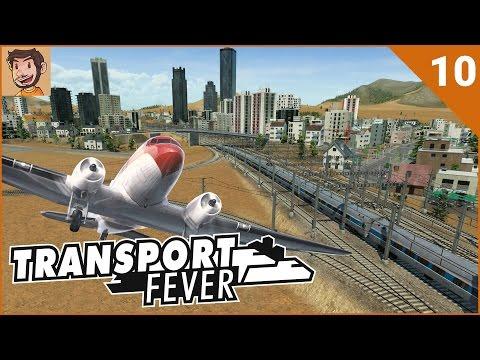 Let's Play Transport Fever - Part 10 (Finale)