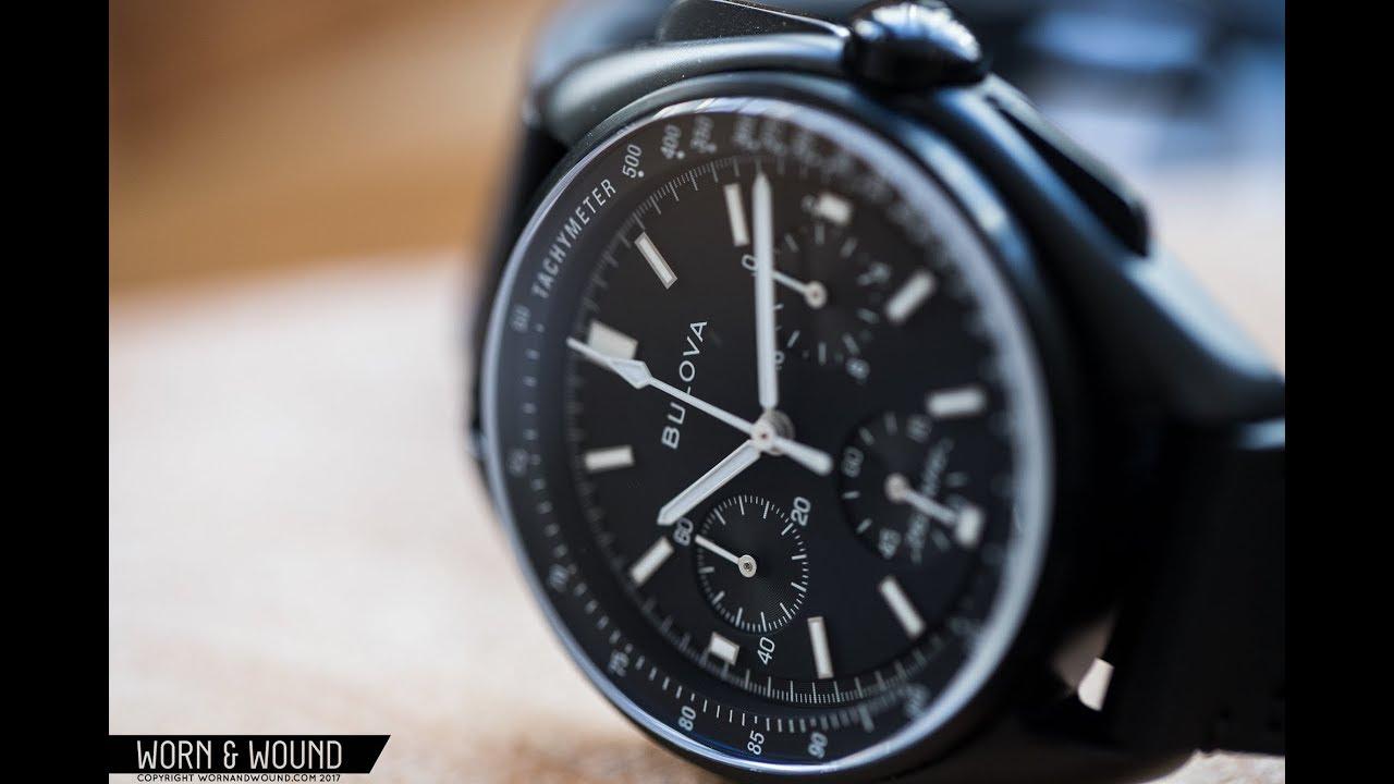 5cc9d21bf50 Watch Review  The Other Moon Watch—Bulova Lunar Pilot Chronograph 2017