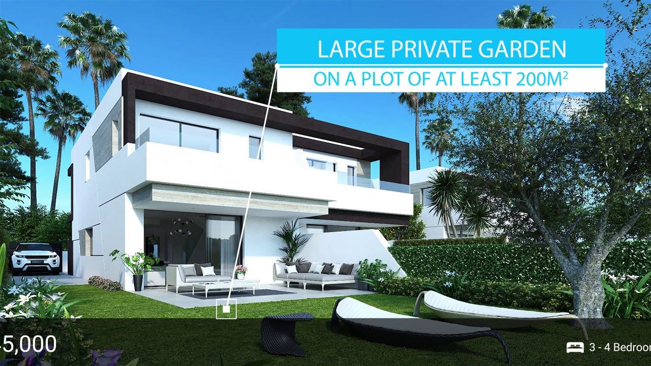 Oasis 22 New Golden Miile Estepona New Property For Sale