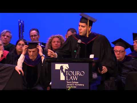 Suffolk County District Attorney, Timothy Sini – 2018 Commencement Address