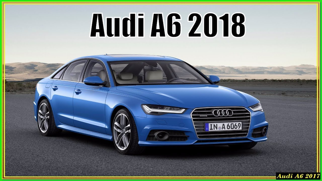new audi a6 2018 quattro review youtube. Black Bedroom Furniture Sets. Home Design Ideas
