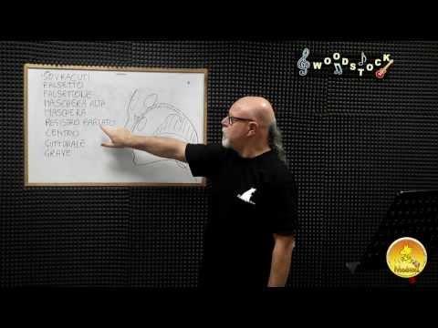 3° Lezione di Canto Moderno con Gianni Nepi - Consonanza e Risonanza