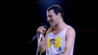 Queen - The Show Must Go On (with lyrics) - In memory of Freddie Mercury