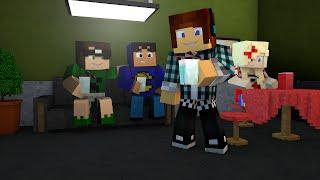 Minecraft: VIRAMOS CELEBRIDADES ?! - 66 Quartos dos Desafios 3 #05
