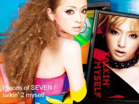 ayumi hamasaki - Pieces of SEVEN / talkin' 2 myself (Adooph's Mashup Mix) mp3