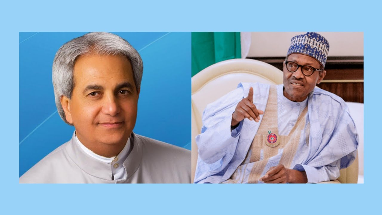BENNY HINN MADE SHOCKING REVELATION ABOUT NIGERIA PRESIDENCY, AND WHAT WE HAPPEN IN 2YRS