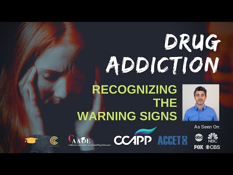 Teen Drug Abuse Indicators