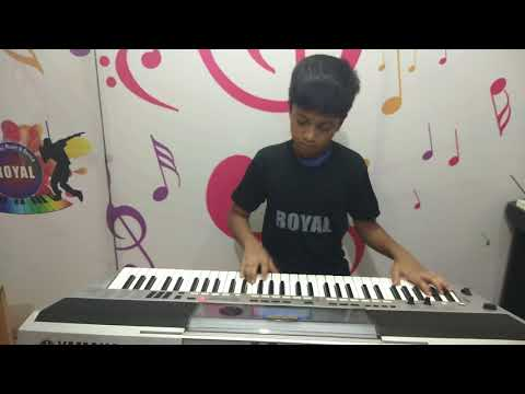 Putham Pudhu KaalaiMeghaSong keyboard notes by royal school of music