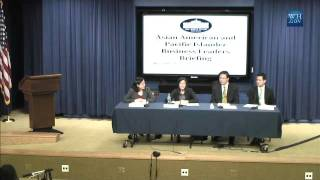 Asian American and Pacific Islander Business Leaders Briefing Mp3