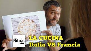 Ritals - La cucina Italia VS Francia [sub FRA]