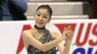 Yuna Kim - 2009 Short Program 007 James Bond Medley - Yu-Na KIM