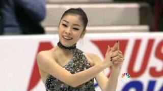 Yuna Kim - 2009 Short Program 007 James Bond Medley - Yu-Na KIM