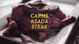 Recipe: Carne Asada Steak With Chimichurri
