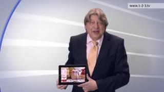 1-2-3.tv Der Auktions-Sender mit Walter Freiwald