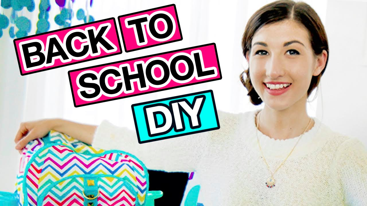 diy back to school supplies with maybaby revved up