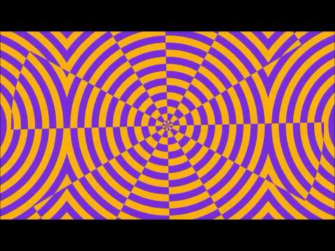 Trippy Optical Illusion Eye Trick   Hypnotic - Hallucinate With Circles Color