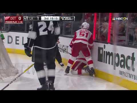 Detroit Red Wings vs Los Angeles Kings - March 15, 2018 | Game Highlights | NHL 2017/18