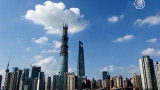 Каркас самого высокого здания Китая завершён (новости)(http://www.ntdtv.ru Каркас высочайшего здания Китая завершён. В Китае продолжается строительство высочайшей башни..., 2013-08-05T12:16:07.000Z)