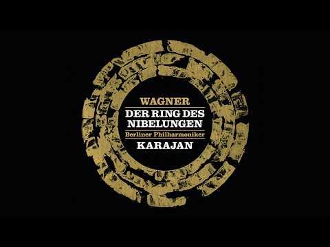Karajan - Wagner - Der Ring des Nibelungen (On Blu-ray audio)