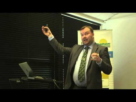Innovation: Making technology work for health 11 March 2016 - Arto Holopainen